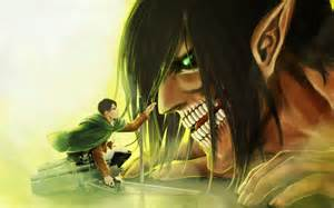 Eren and the levi