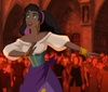 pagkabata animado pelikula pangunahing tauhan babae litrato called Esmeralda icon