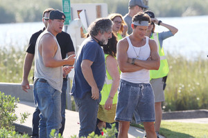 Filming MAGIC MIKE XXL, 02.10.2014