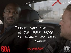 Final Ride - August Marks