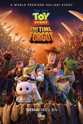 Pixar fond d'écran with animé titled First Look at Toy Story - That Time Forgot