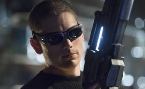 First चित्रो of Captain Cold