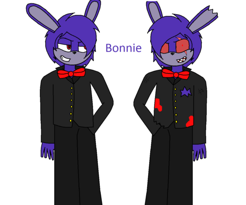 Sonic Fan Characters wallpaper called Five Nights At Freddy's Bonnie
