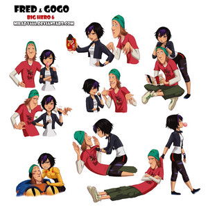 Fred and GoGo