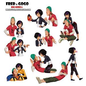 프레드 and GoGo