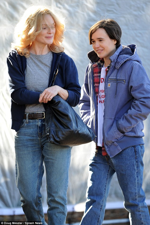 Freeheld filming