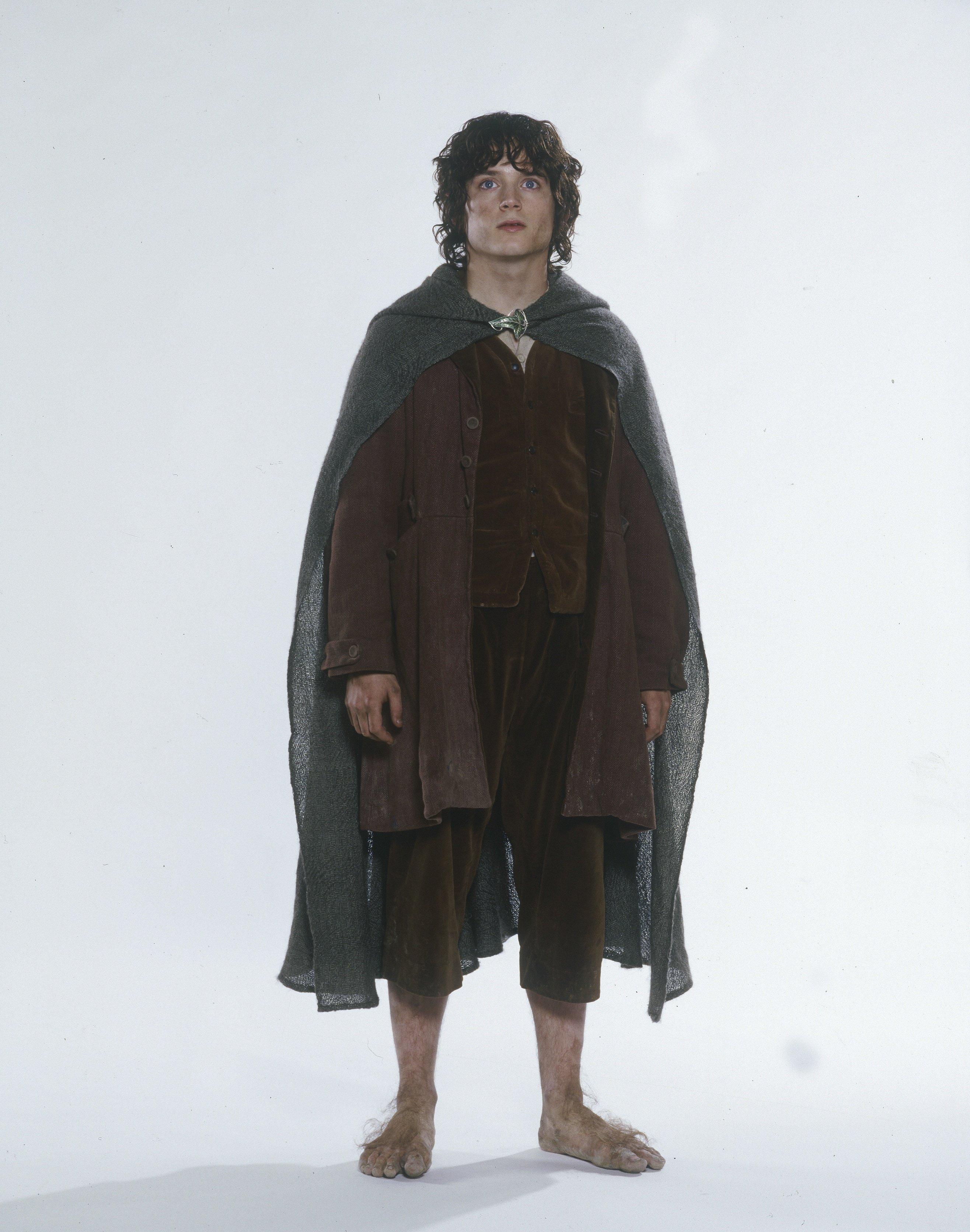 Frodo LOTR TT