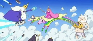 Funny Adventure time Pic