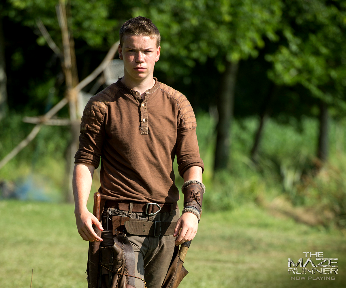 Gally the maze runner photo 37605151 fanpop
