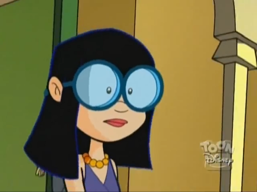 sabrina the animated series images Gem in Glasses HD ... Sabrina The Animated Series Hilda