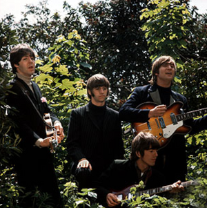 George Harrison (and the Beatles)