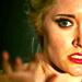 Georgina Haig as queen Elsa