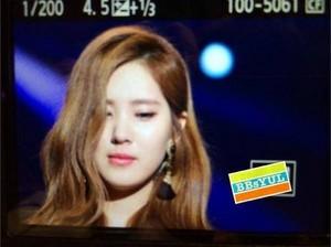 Girls' Generation at Shenzhen 粉丝 meeting