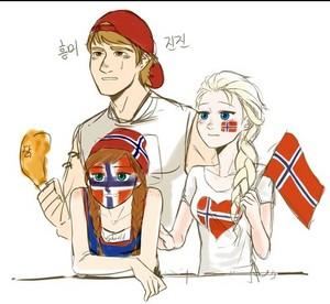 Go Norway!!!