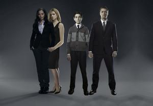 Gotham - Bruce/Gordon-Montoya/Barbara
