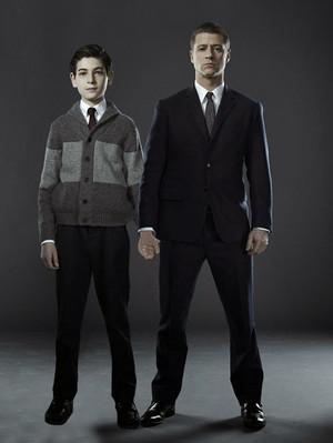 Gotham - Bruce/Gordon