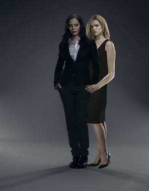 Gotham - Renee Montoya & Barbara