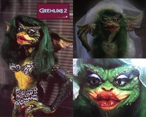 Greta the Female Gremlin