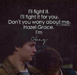 Gus and Hazel,TFIOS