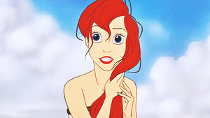 HD Blu-Ray 迪士尼 Princess Screencaps - Princess Ariel