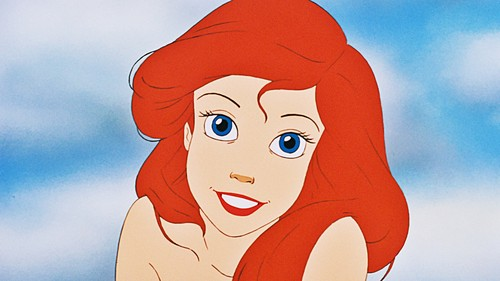Disney Princess wallpaper called HD Blu-Ray Disney Princess Screencaps - Princess Ariel