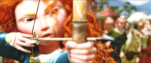 HD Blu-Ray ডিজনি Princess Screencaps - Princess Merida