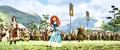 HD Blu-Ray Disney Princess Screencaps - Princess Merida - disney-princess photo