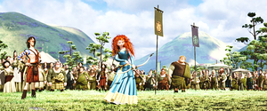 HD Blu-Ray disney Princess Screencaps - Princess Merida