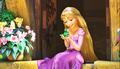 HD Blu-Ray Disney Princess Screencaps - Pascal & Princess Rapunzel