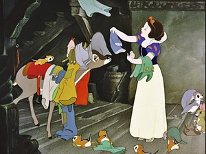 HD Blu-Ray Disney Princess Screencaps - Princess Snow White