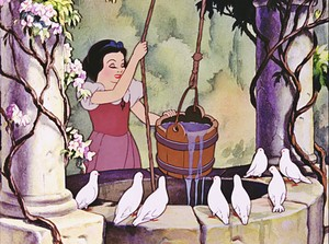 HD Blu-Ray 迪士尼 Princess Screencaps - Princess Snow White