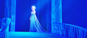 HD Blu-Ray Disney Princess Screencaps - reyna Elsa