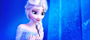 HD Blu-Ray Disney Princess Screencaps - Queen Elsa