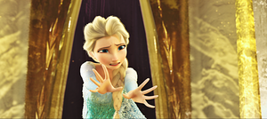 HD Blu-Ray Дисней Princess Screencaps - Queen Elsa