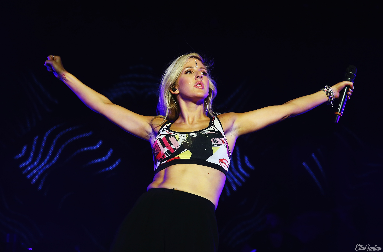 Ellie goulding concert sydney