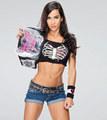Hall of Divas Champions - AJ Lee - wwe-divas photo