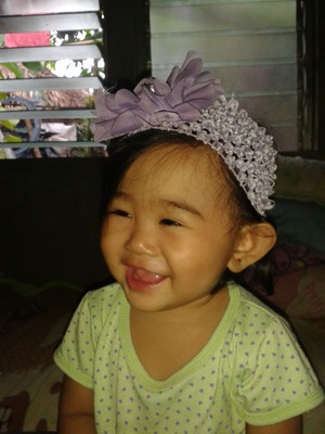 Happy 1st Birthday Xylle Yviannah