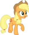 Happy applejack