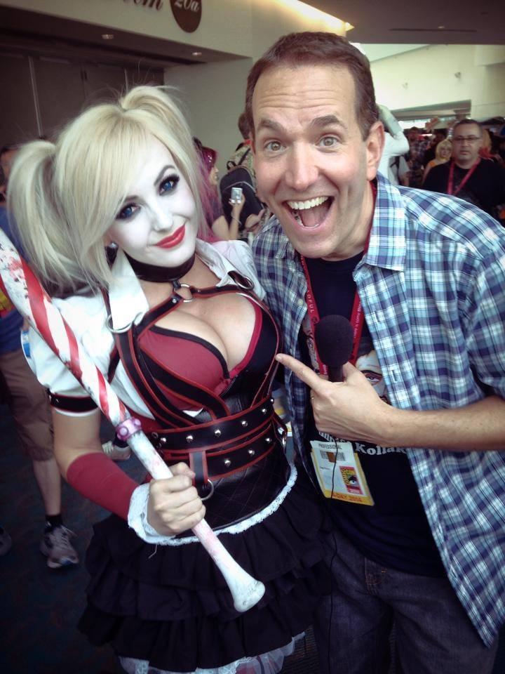 Harley Quinn Cosplay দ্বারা Jessica Nigri
