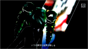 Hatsune Miku - Black Rock Shooter