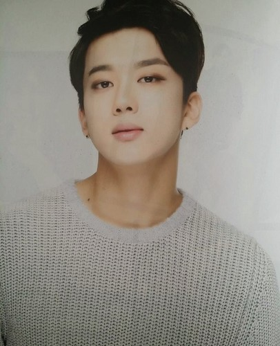 Youngjae wallpaper possibly with a portrait entitled Himchan