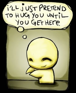 Hug You Till You Get Here