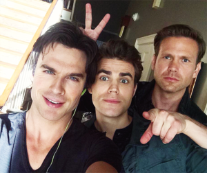Ian, Paul and Matt