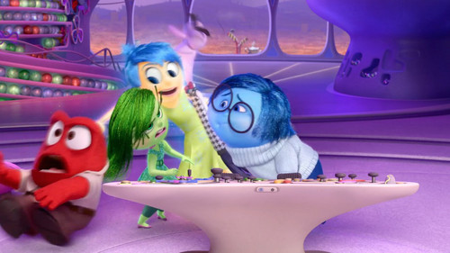Inside Out achtergrond called Inside Out - Teaser Trailer Screencaps