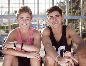 Jack Gilinsky and Jack Johnson:)