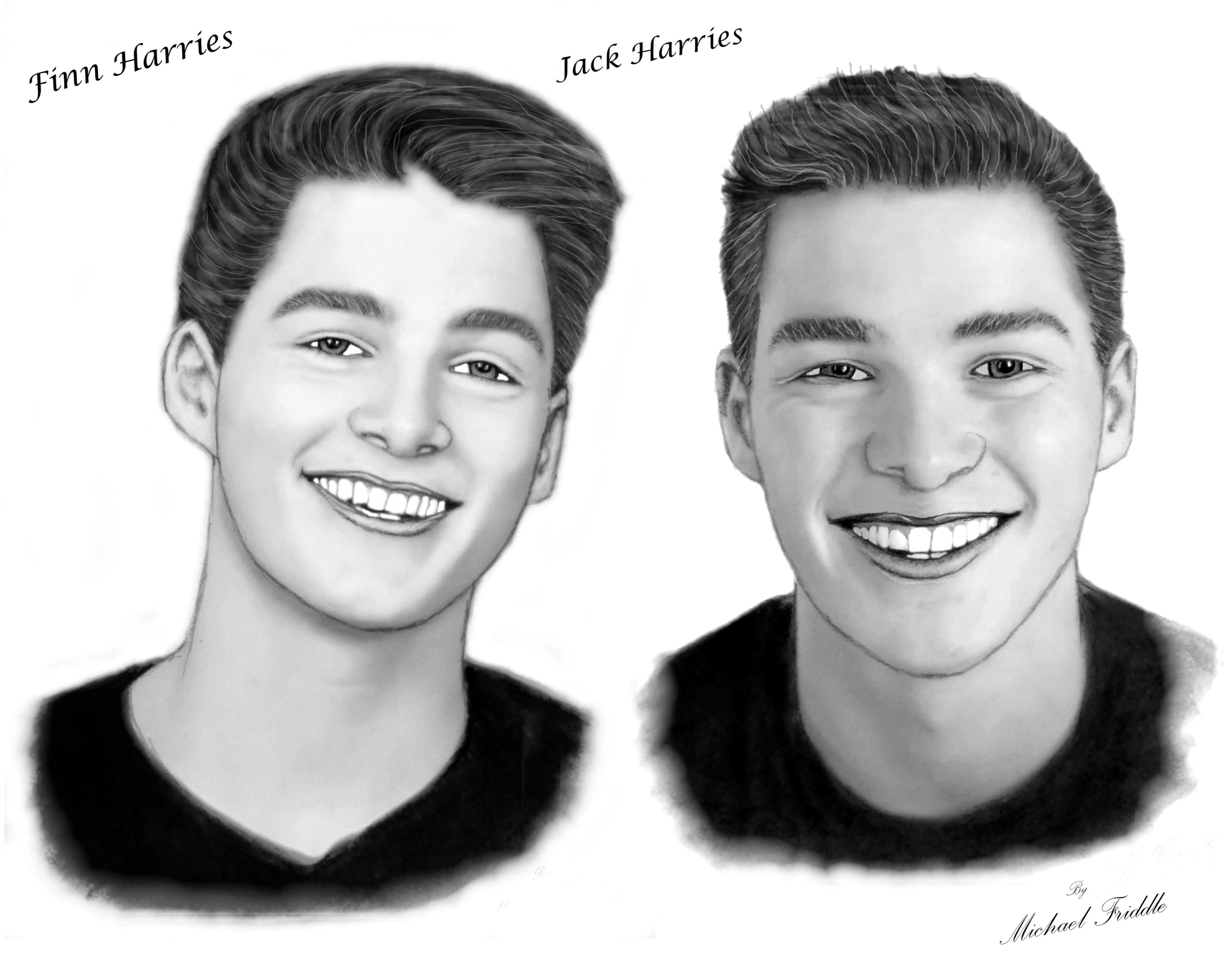 Jacksgap images Jack and Finn Harries HD wallpaper and ...