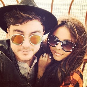 Jack's Instagram Picture with Jesy ♥