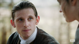 Jamie glocke in Turn - S01E02