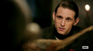 Jamie Bell in Turn - S01E03