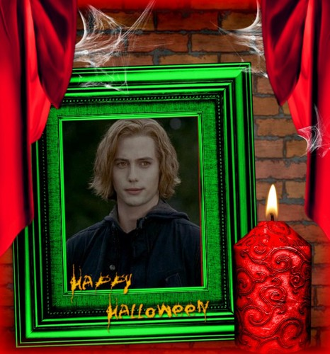 暮光之城 男孩 壁纸 probably with a candle called Jasper Hale